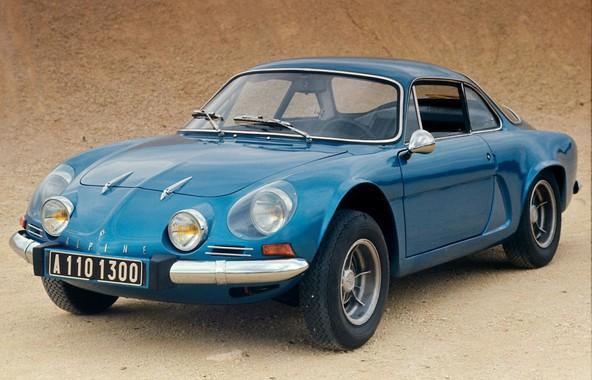 Alpine-Renault A110