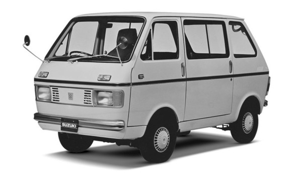 Suzuki Carry Van L40