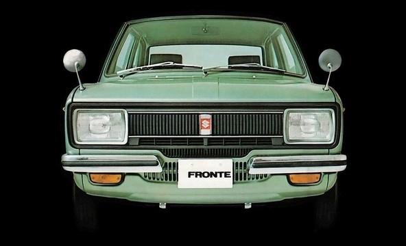 Suzuki Fronte Sedan