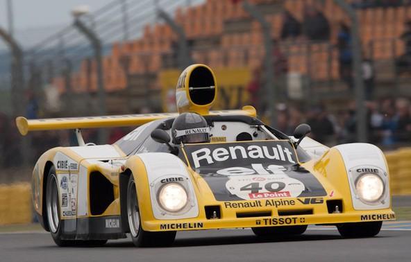 Alpine-Renault A442B