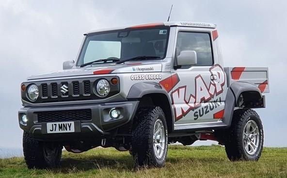 KAP Suzuki Jimny Landmaster