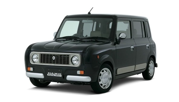 Suzuki (Renault) Alto Lapin 4 GTL