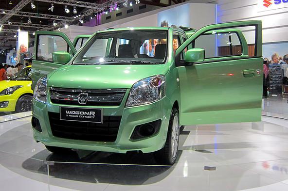 Suzuki karimun wagon R 3-rows concept
