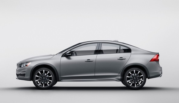 Volvo S60 cross country: 'AMC-Volvo'