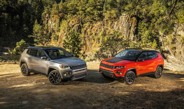 Jeep compass: Novi 'orientir' znamke Jeep
