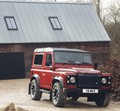 Land Rover Classic defender works V8 - 70th Limited: Jubilejna posebna serija
