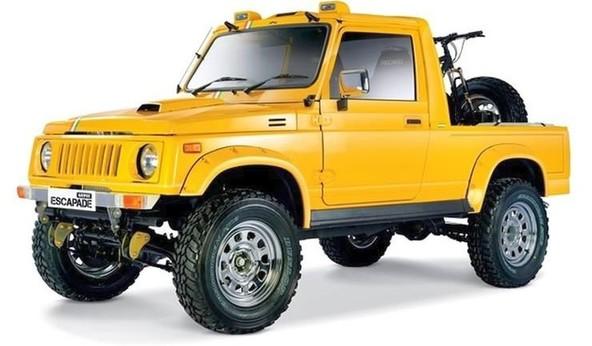 Maruti Suzuki Gypsy Escapade