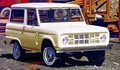 Ford Bronco Wagon