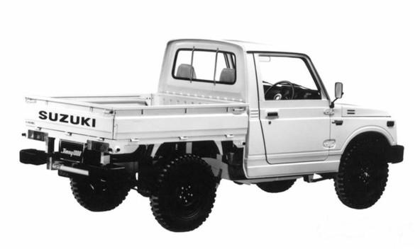 Suzuki Jimny 1000 'Chassis Cab'