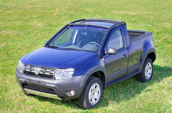 Dacia Duster 4x4 Pick-up (2014)