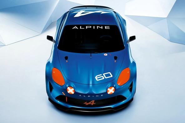 Nov korak pri oživljanju znamke Alpine