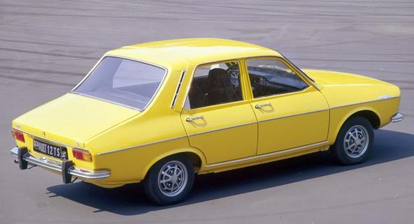 Renault (Dacia) 12 (1300)