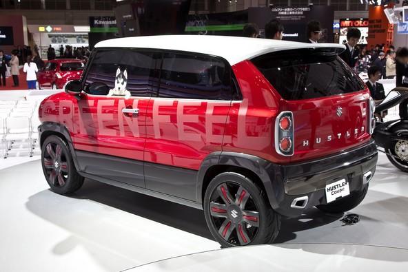 Hustler coupé concept