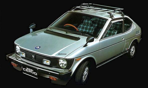 Suzuki Cervo Coupé