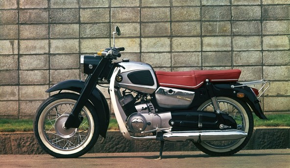 Suzuki Colleda 250TA (1960)