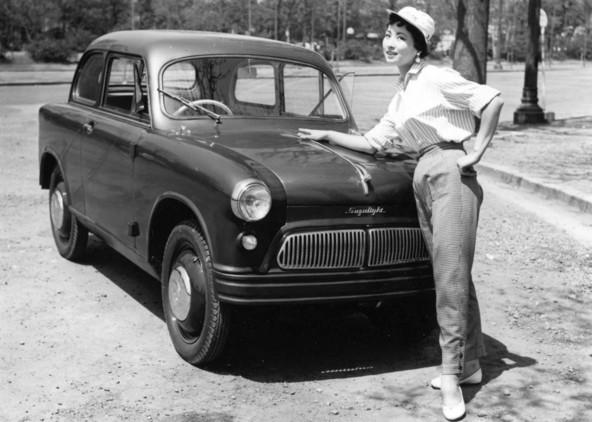 Suzuki Suzulight SS (1955)