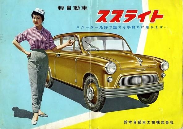 Suzuki Suzulight SS