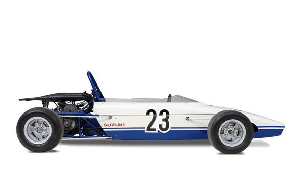 Nialco Suzuki Fronte RQ Racecar (LC10)