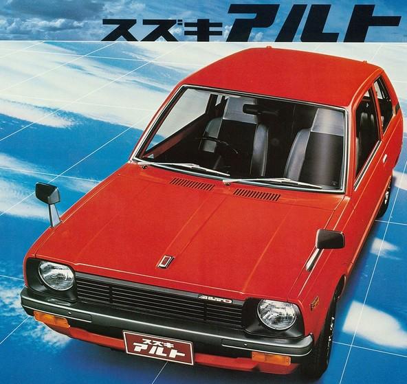Suzuki Alto (1979)
