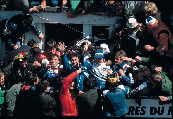 Praznovanje ob osvojeni zmagi (1985)