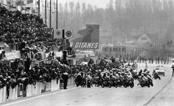 Le Mans leta 1985