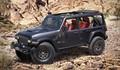 Jeep Wrangler V-8 Rubicon 392 Concept