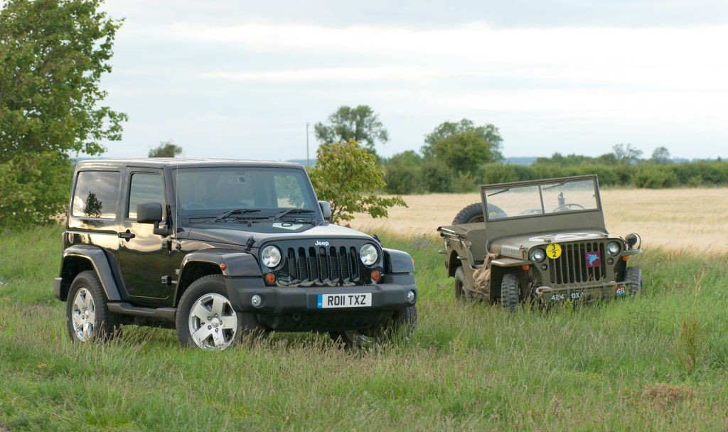 Jeep 4x4 magazine