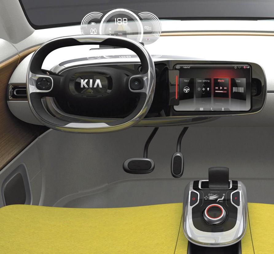 Novice Predstavitev Tretjega Elektrino Gnanega Prototipa Kia
