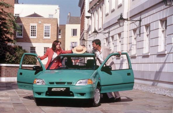 Suzuki swift druge generacije