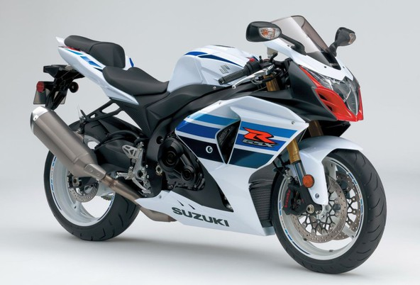 GSX-R1000 - ONE MILLIONTH COMMEMORATIVE ADDITION