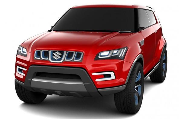 Suzuki XA ALPHA concept