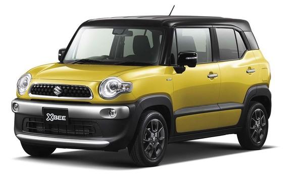 Suzuki XBEE (cross-bee)
