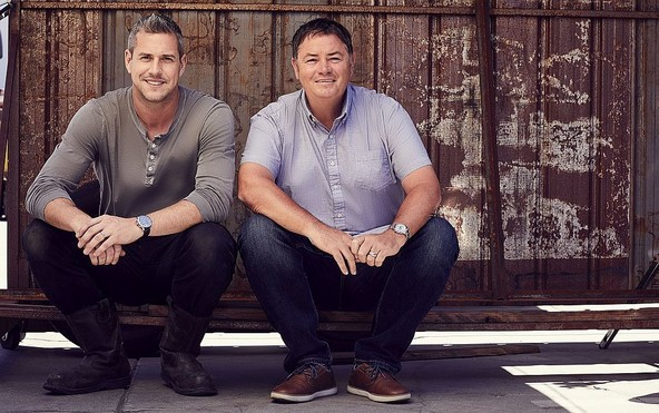 Ant Anstead & Mike Brewer