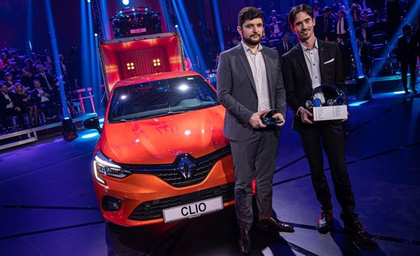 RENAULT CLIO : SLOVENSKI AVTO LETA 2020!