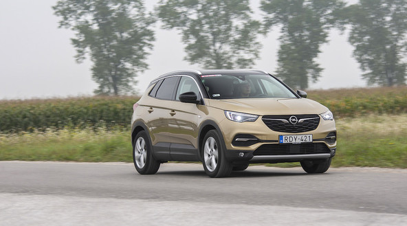 Opel grandland X 1.5 CDTI AT8 ultimate: Za resno zvezo