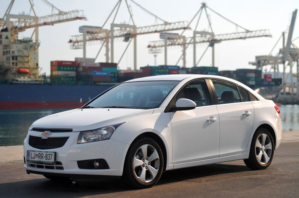 Chevrolet cruze 2,0 VCDi LT: Alternativa