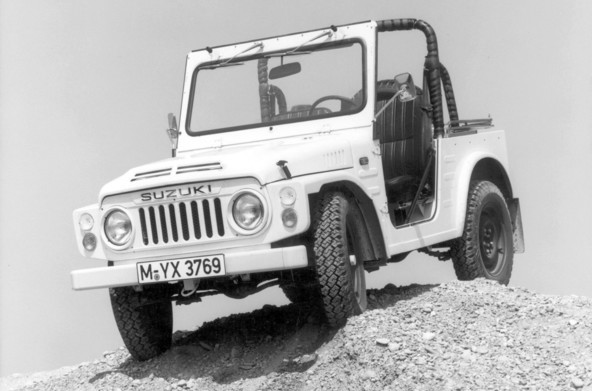 Suzuki Jimny (SJ20)