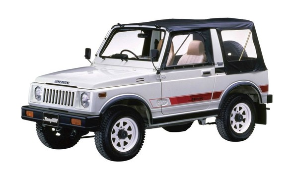 Suzuki Jimny 1000 Full Metal Door (SJ40)