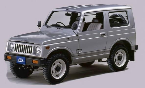 Suzuki Jimny (SJ30VC)
