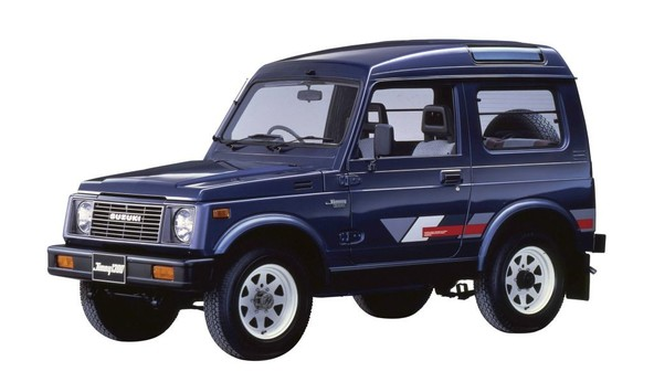 Suzuki Jimny 1300 Panoramic Roof (JA51)