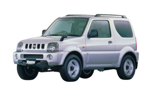 Suzuki Jimny Wide (JB32)