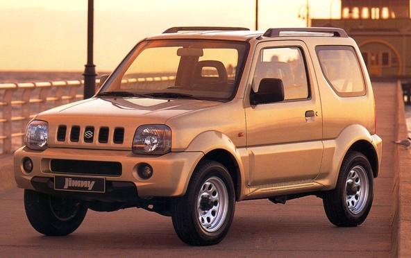 Suzuki Jimny (JB43)
