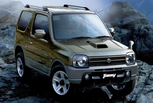 Suzuki Jimny Land Venture (JB23)
