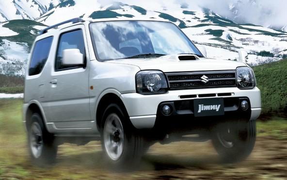 Suzuki Jimny XC (JB23)