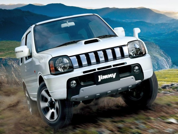 Suzuki Jimny XC X-Adventure (JB23)
