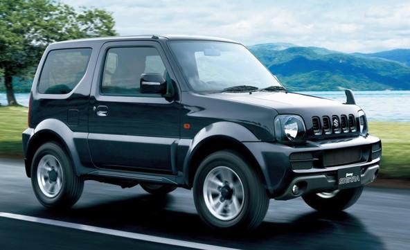 Suzuki Jimny Sierra X-Adventure (JB43)