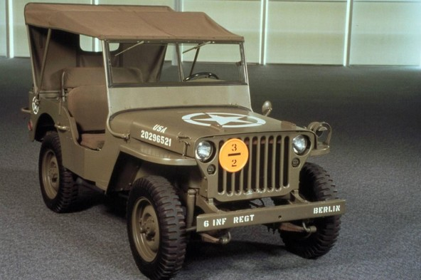 Willys-Overland Jeep MA/MB