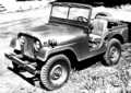 Asia Motors-Willys M38A1 Jeep