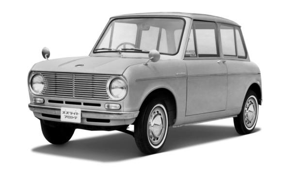 Suzuki Fronte FEA (1963)