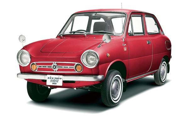 Suzuki Fronte 360 (1967)